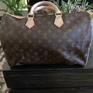 Louis Vuitton Authentic vintage Speedy 40